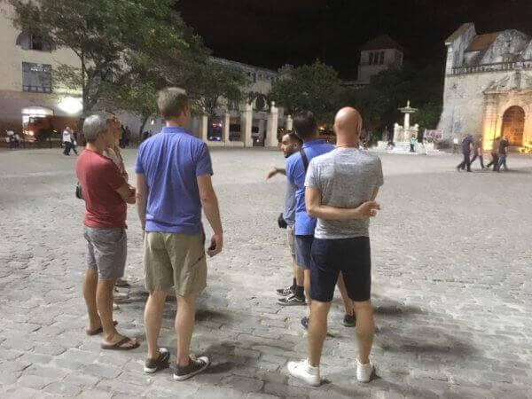 Wandeltour met Cubaanse gids